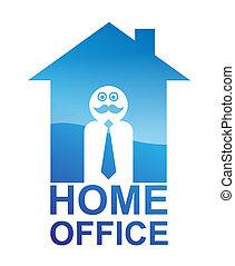 lar, escritório