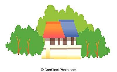 lar, ilustração