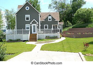 lar, modernos, área rural