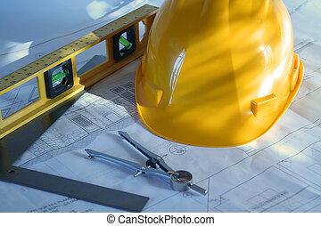 lar, remodelar, desenhos, arquitetônico