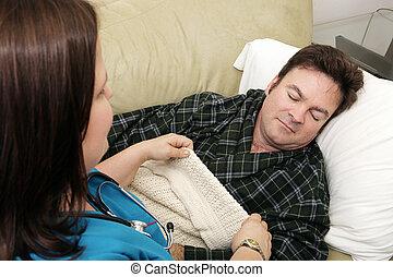 lar, saúde, -, naptime