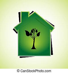 lar, verde
