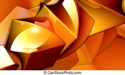 laranja, ângulos