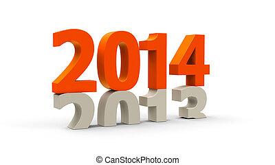 laranja, 2013-2014