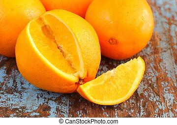 laranja, fruta