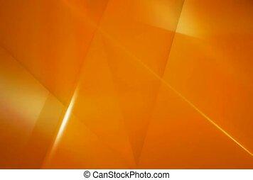 laranja, movimento