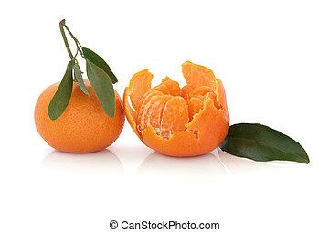 laranjas mandarin