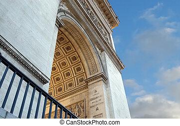 L\\\'Arc de Triomphe