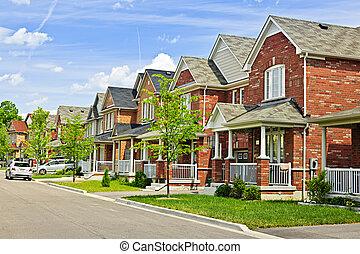 lares, suburbano