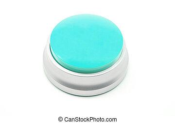 Large Aqua Blue button