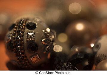 Large bead - Large decorative craft bead