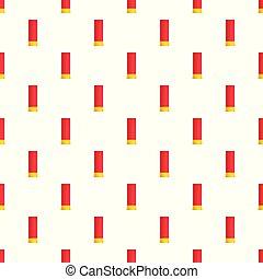 Large cartridge pattern seamless vector