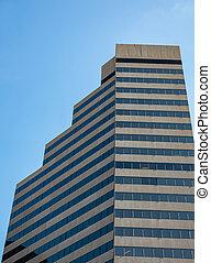 Large City Skyscraper