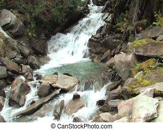 Large creek