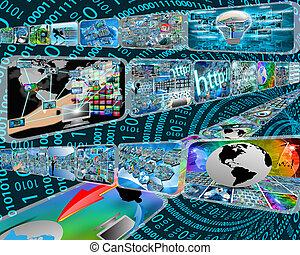 large data stream