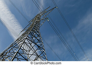 Large Electric Tower