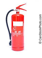 Large foam fire extinguisher