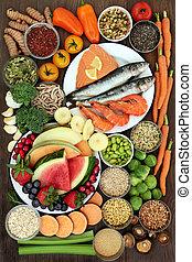 Large Health Food Sampler