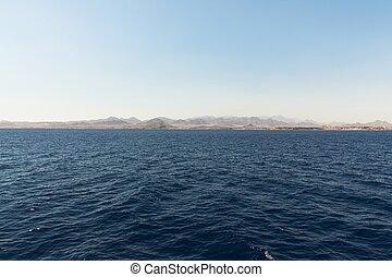 Large island in the Sea