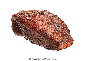 pork baked meat