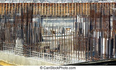 Large Scale Construction Site