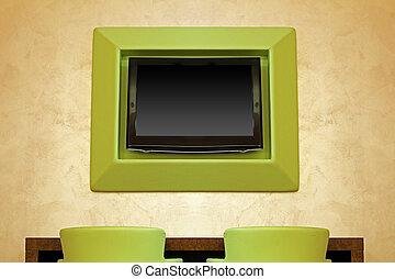 Large screen