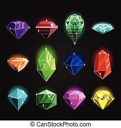Large set of jewels