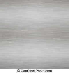 large sheet of high contrast brushed steel