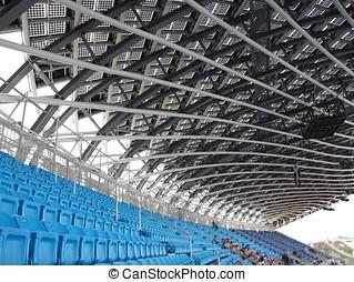 Large Stadium