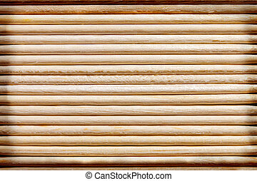 Large texture of the bamboo sticks for use as background