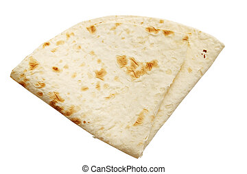 thin pita bread