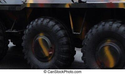 Large Wheels