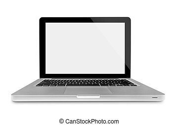 largo, laptop, -, angolo