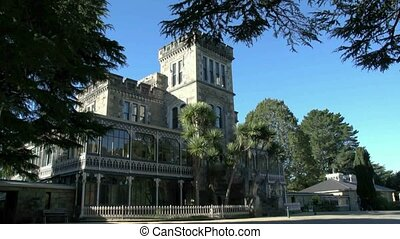 Larnach Castle Dunedin. - Dunedin, New Zealand. Larnach...