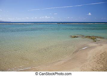 Las Canteras beach, Las Palmas de Gran Canaria