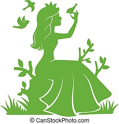las, księżna