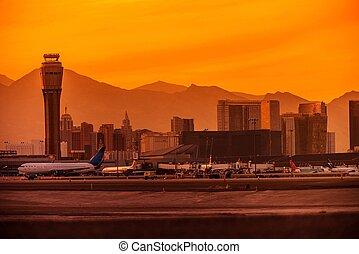Las Vegas Airport - Las Vegas McCarran International Airport...