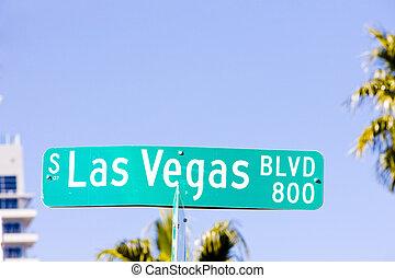 Las Vegas Boulevard, Nevada, USA