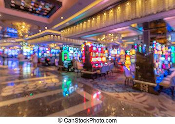 las vegas, casino, achtergrond, las