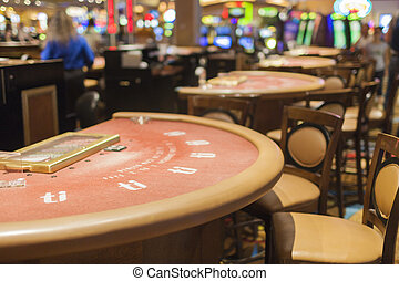 Las Vegas Casino Gaming Table