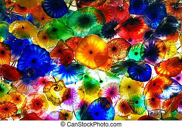 Las Vegas, Flower ceiling