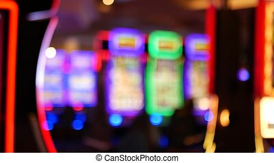 las vegas, gluecksspiel, jackpot, maschine, risiko, ...