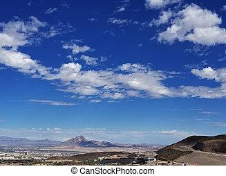 Las Vegas Henderson Nevada Landscape