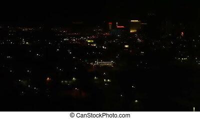 Vegas Lights Time Lapse