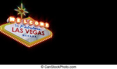 LAS VEGAS SIGN 2 - Welcome to LAS VEGAS SIGN 2