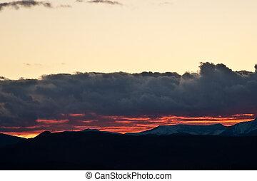 Las Vegas Sunset