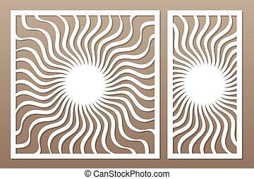 laser, 2077, set, 2
