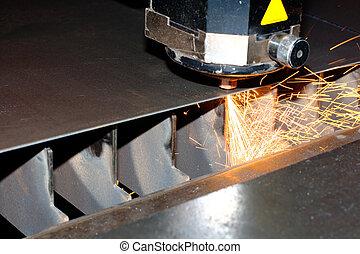 laser industrial