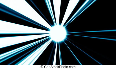 Laser Lights Dance Background