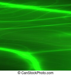 Laser technology background - Glowing laser lines modern...